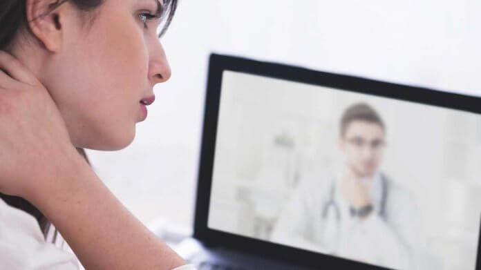 lekarskie porady przez Skype