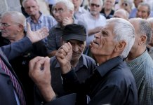 60 tysięcy Greków nie dostaje emerytur